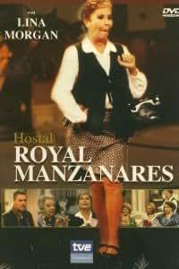Hostal Royal Manzanares 1ª Temp. [DVD]