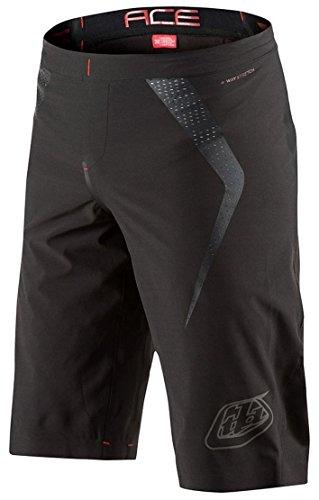 Troy Lee Designs Ace 2.0 Short w/ Bib - Men's Black 34
