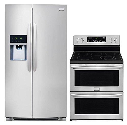 36 double oven range - 7