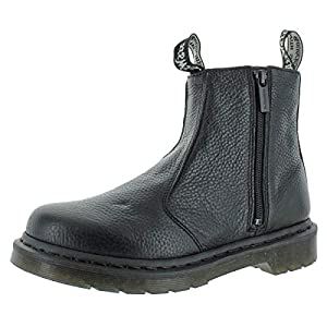 Dr. Martens Women's 2976 Chelsea Boot with Zips
