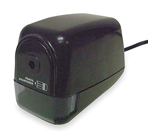 Electric, Desktop Pencil Sharpener, Black