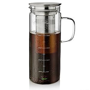 Cafetera Cold Brew de BTaT | Letras y Latte - Libros en español y café
