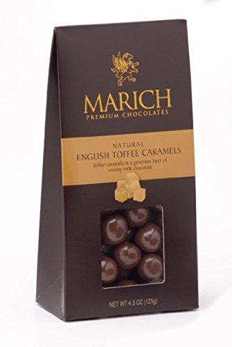 Marich Gable Caramel English Toffee 4.5oz ()
