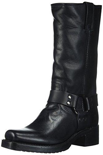 Tall Harness Boots - 6