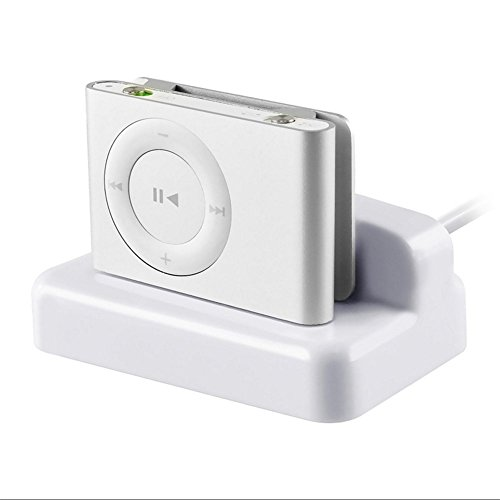 (Bargaincell USB Hotsync & Charging Dock Cradle desktop Charger for Apple IPOD Shuffle 2nd Generation MP3)