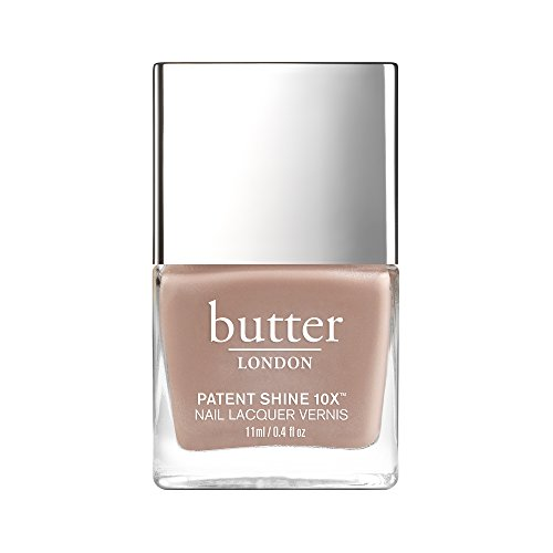 butter LONDON Heritage Collection Patent Shine 10X Nail Lacquer, Yummy Mummy (Best Butter London Nail Polish)