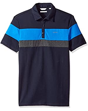 Men's Cotton Liquid Touch Polo Shirt