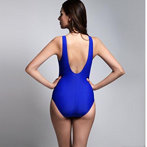 Zhhlinyuan Fashion Multi-color selection Colorful Women's Boyleg Swimwear Swimsuit Ladies Swimming Costume Bathing Suit 5512# Multi