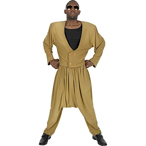 Deluxe MC Rapper Costume