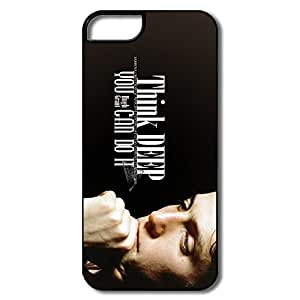 phone covers Think Deep Fit Series Case Cover For iPhone 5c - Funny Case