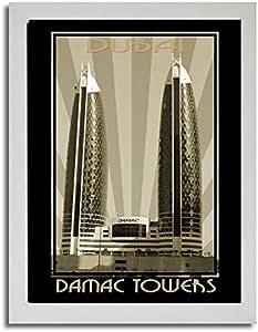 Photo of Damac Tower-Sepia F03-NM (A4)