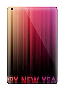 New Premium Flip Case Cover Happy New Year Skin Case For Ipad Mini/mini 2
