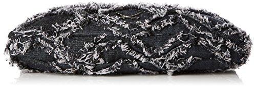 Sansibar - Clutch Bag, Carteras de mano Mujer, Grau (Dim Grey), 4x20x32 cm (B x H T)