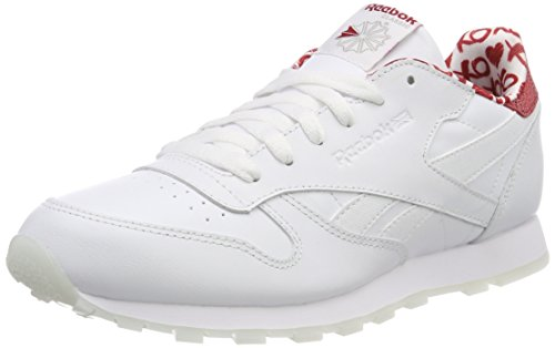 Reebok whitepower Running Hearts Niñas Blanco Para Cl Red De Zapatillas 6qrxPg6wU