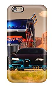 CagleRaymondy Case Cover Protector Specially Made For Iphone 6 Transformer 4 Cars
