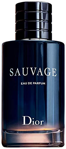 Dior Sauvage for Men Eau de Parfum Spray, 3.4 oz (Best New Mens Aftershave)