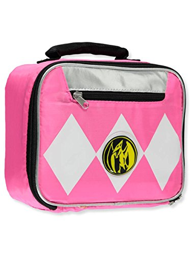 Saban's Power Rangers Pink Ranger Insulated Lunch Box ()