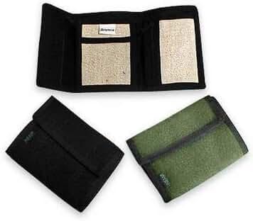 Trifold Hemp Wallet