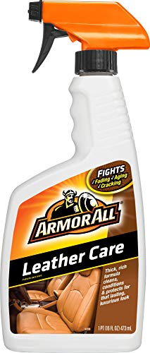 Armor All 18725 Leather Care Protectant, 32. Fluid_Ounces, 2 Pack