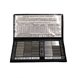 MIB RUGOTEST - Placas de referencia para rugosidad, clases ISO N2-N10
