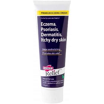 Amazon Com Hope S Relief Premium Eczema Cream Health