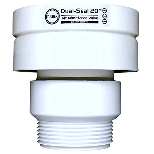 1-1/2 inch Tuuber Vent 2x Superior Seal Air Admittance Valve