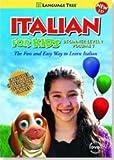 Software : Italian for Kids: Learn Italian Beginner Level 1 Vol. 1