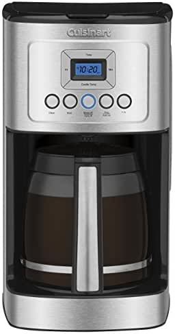 Cuisinart DCC-3200 Perfect Temp 14-Cup Programmable Coffeemaker, Stainless Steel