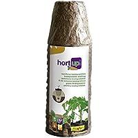Flower 55042, Semilleros Biodegradables Redondos, 18 Unidades
