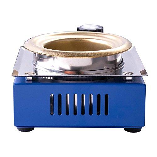 50mm 500g Capacity Solder Soldering Pot Desoldering Excellent Heating Efficiency
