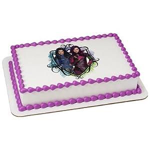 Whimsical Practicality 12descendantsauradon14 Auradon Cool Edible Icing Image Cake Topper 14 Sheet by Whimsical Practicality