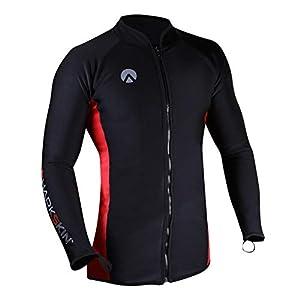 Sharkskin Mens Chillproof Long Sleeve Full Zip Shirt
