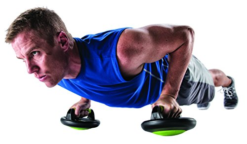 Pivoting Push Up Pods by GoFit by GoFit