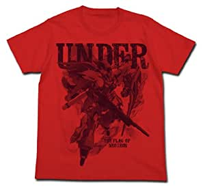 Mobile Suit Gundam UC (Unicorn) Sinanju Graphic T-shirt French Red Size: L (japan import)