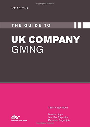 The Guide to Company Giving 2015/16