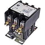 CONTACTOR 3 POLES 60A 240V (3 Pole 60 Amp 240 Volts)