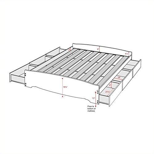 Prepac Full Bed -