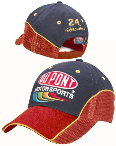 Chase Authentics Jeff Gordon Driver 2006 Pit Cap
