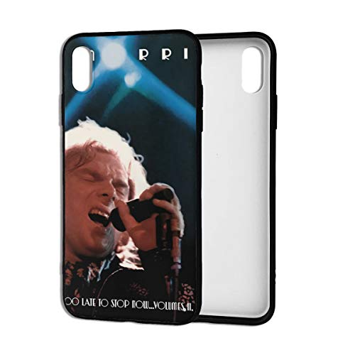 ElizabethCLane Van Morrison Volumes II, III & IV Stylish Design,iPhone Xs Max Case,Mobile Phone Case,6.5 Inches