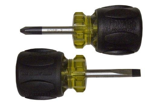 Jonard SDS-142 Stubby Screwdriver Set