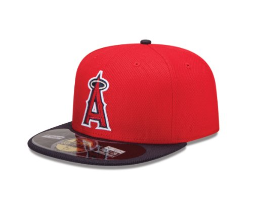MLB Los Angeles Angels Diamond Era 59Fifty Baseball Cap,Los Angeles Angels,714