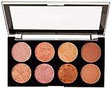 Makeup Revolution Palette, Blush Bronze