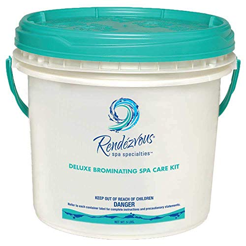 Rendezvous Deluxe Bromine Spa Care Kit