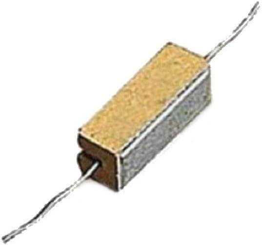 50-OHM Wirewound Resistors 10 Watt