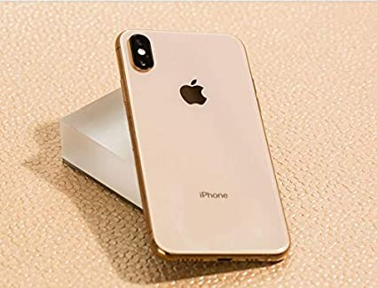 newest collection 9bf57 08f21 Imask Gorgeous Mirror Look Apple Logo Slim Fit Back: Amazon.in ...