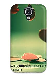 Excellent Galaxy S4 Case Tpu Cover Back Skin Protector Loves