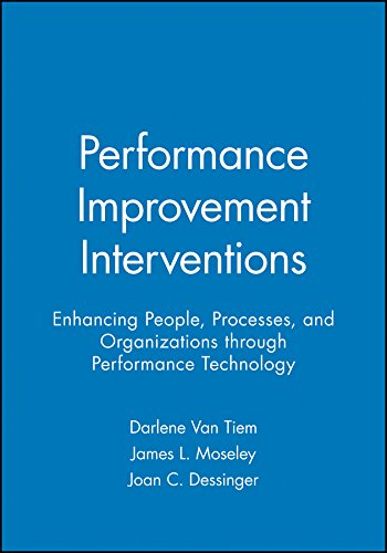 Performance Improvement Interventions