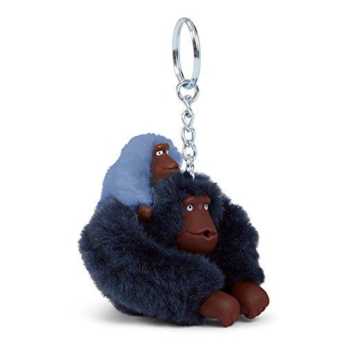 Kipling Women's Baby Monkey Keychain One Size Dream Blue by Kipling