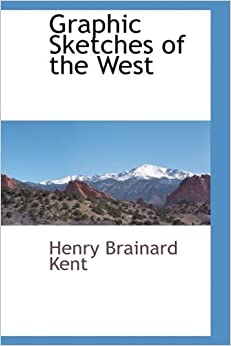 Book Graphic Sketches of the West