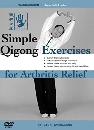 Amazon com: Simple Qigong Exercises for Arthritis Relief: Dr